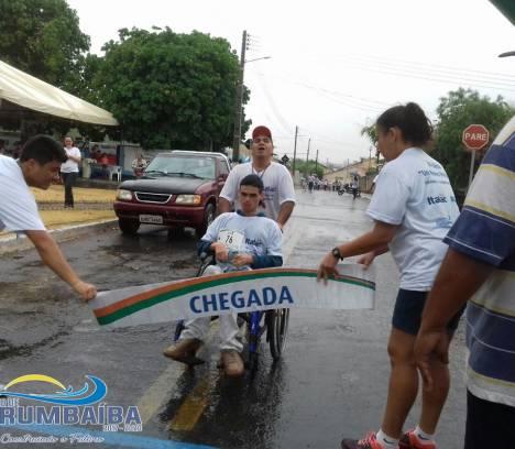 I Olimpíada de Pessoas com Deficiência de Corumbaíba