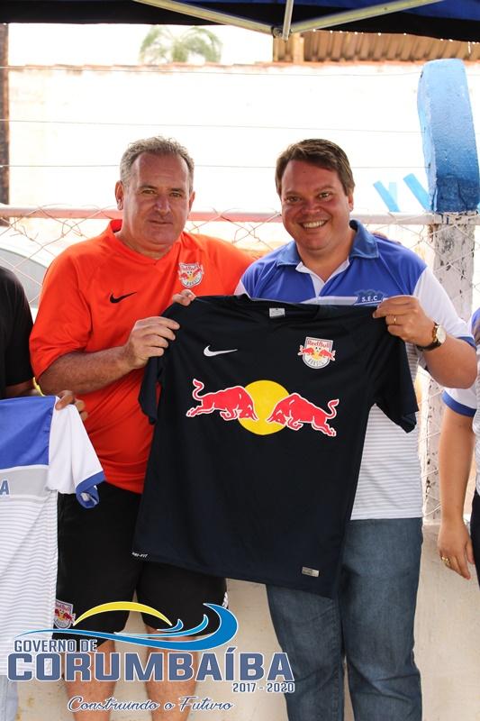 Seletiva de atletas para a  Red Bulls Brasil aconteceu em Corumbaíba