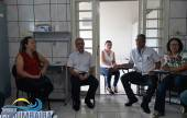 Secretaria de Saúde de Corumbaíba e equipe Regional de Saúde discutem ações de combate ao mosquito Aedes Aegypti no município