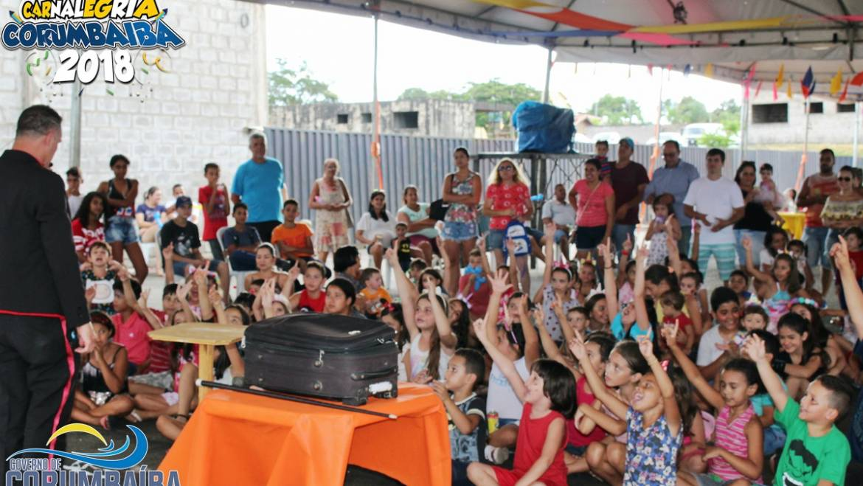 Carnalegria em Corumbaíba o Carnaval da Família