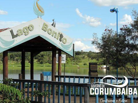 Obras de Revitalização do Lago Bonito seguem em ritmo acelerado.